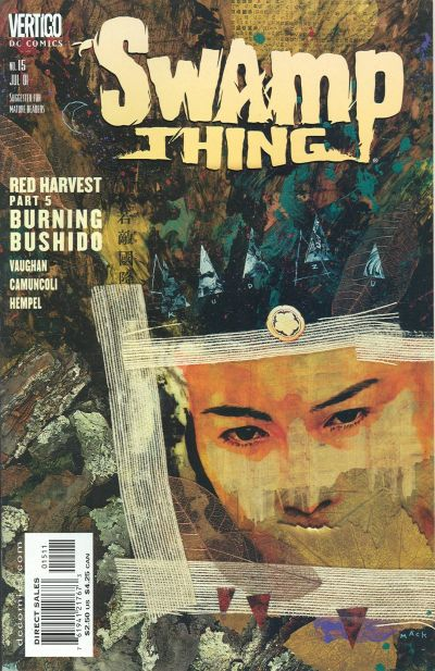 Swamp Thing Vol 3 15