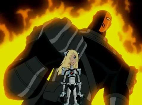 Teen Titans (TV Series) Episode: Aftershock, Part II