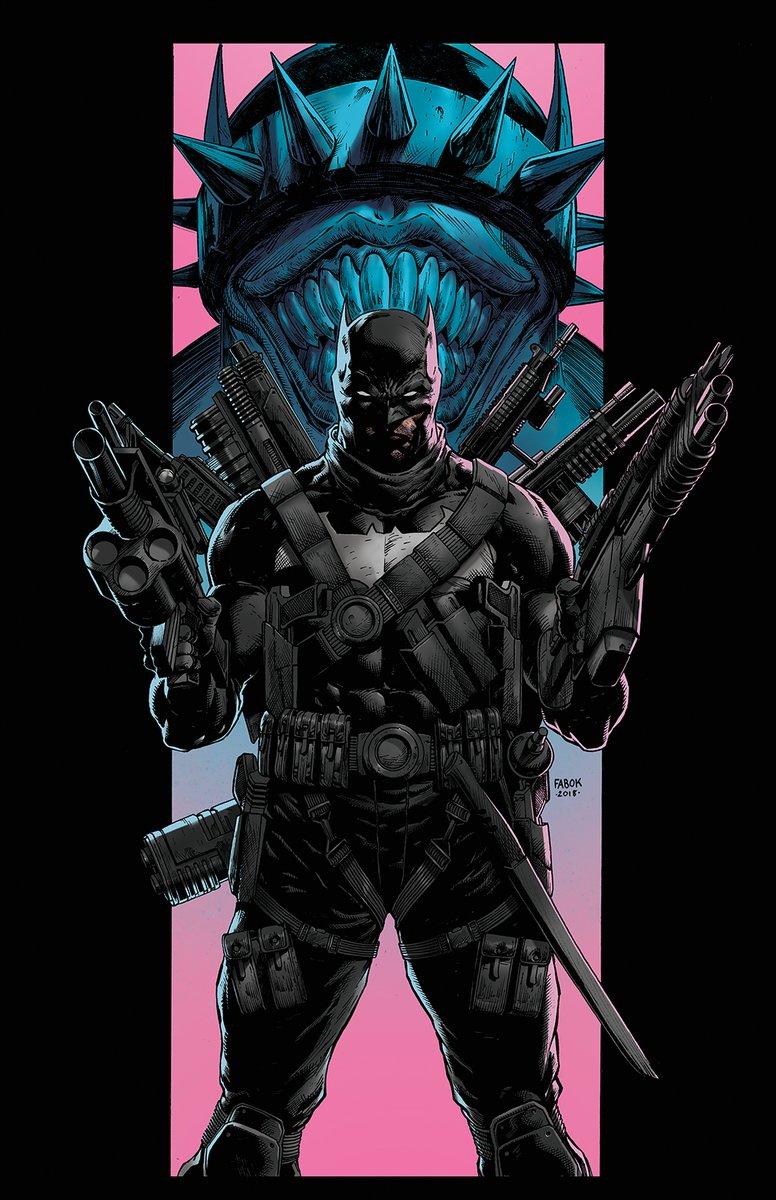 Bruce Wayne (Dark Multiverse: The Grim Knight)