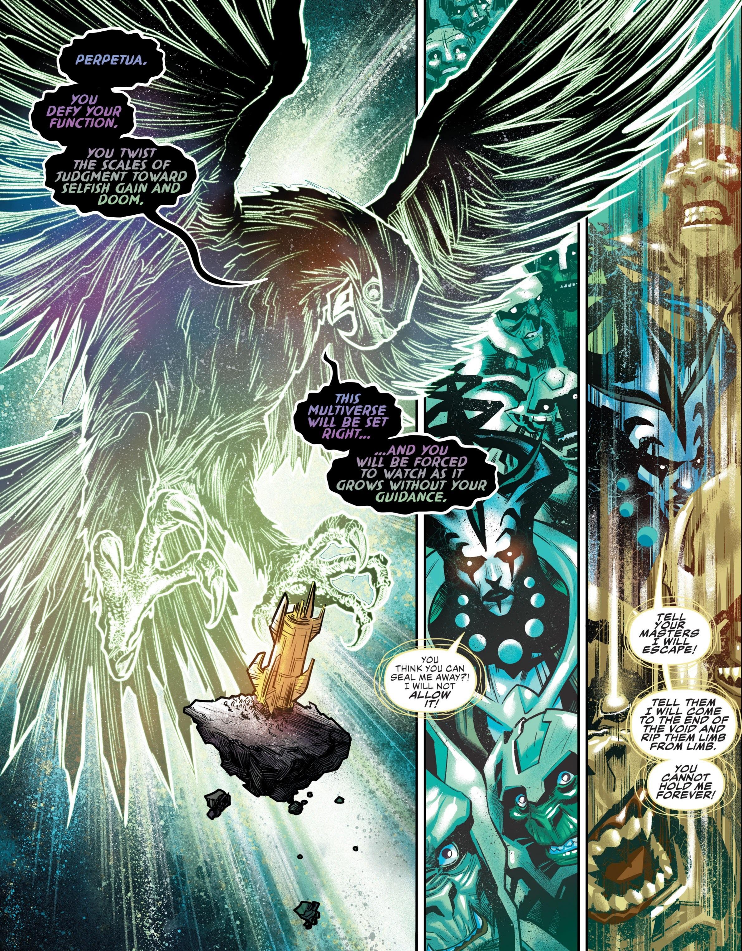 The Cosmic Raptor (Prime Earth)