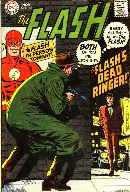 The Flash Vol 1 183