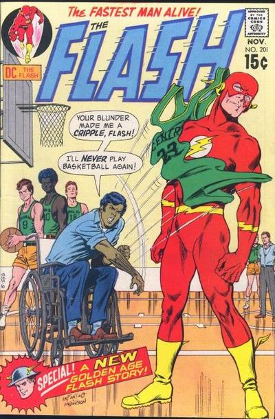 The Flash Vol 1 201