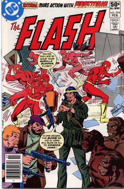 The Flash Vol 1 294