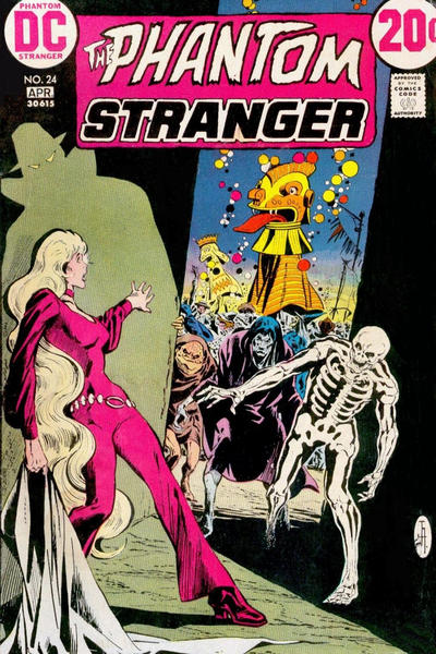 The Phantom Stranger Vol 2 24