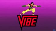 Vibe Shorts Logo