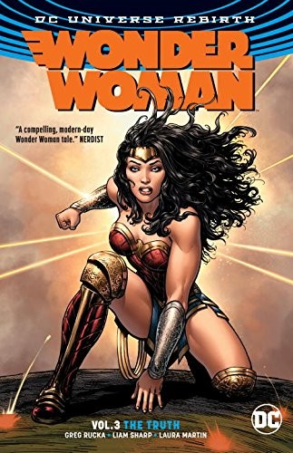 Wonder Woman: The Truth (Collected)