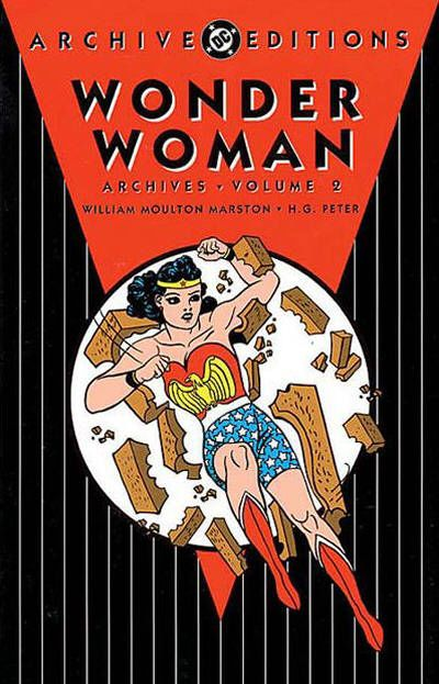 Wonder Woman Archives Vol. 2 (Collected)