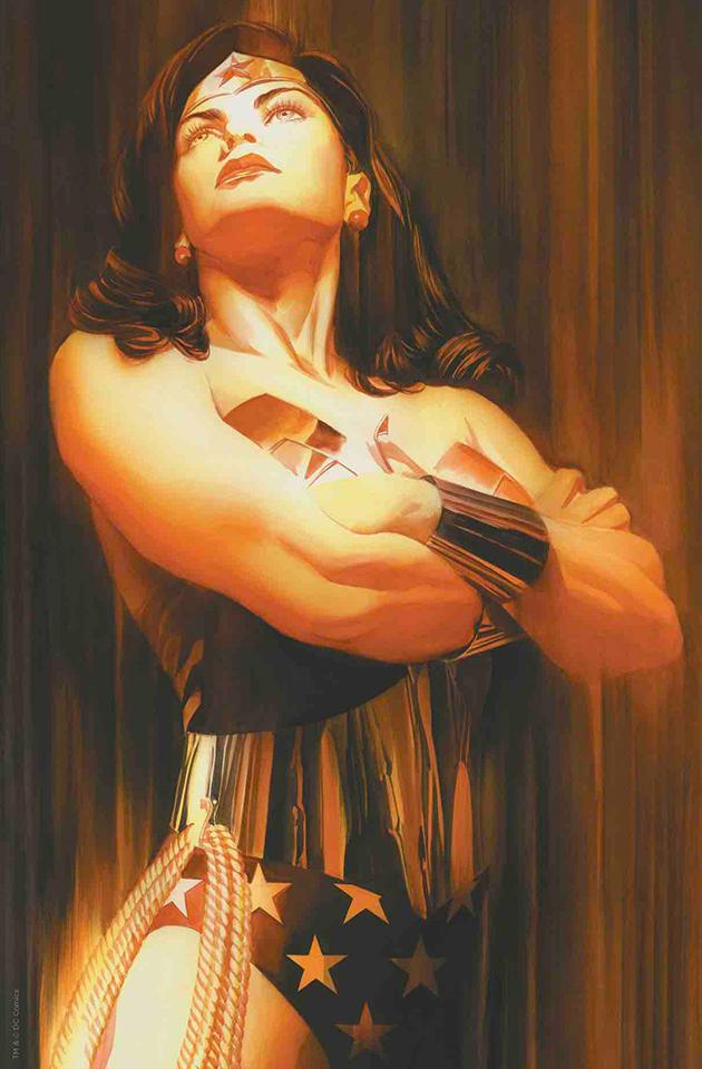 Wonder Woman Vol 1 750 Alex Ross Art DC Shadows Variant Cover.jpg