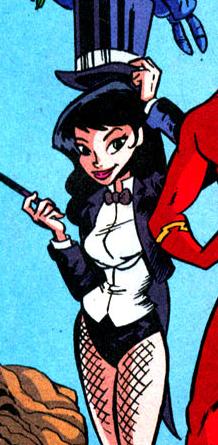 Zatanna Zatara (Teen Titans TV Series)