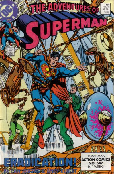 Adventures of Superman Vol 1 460