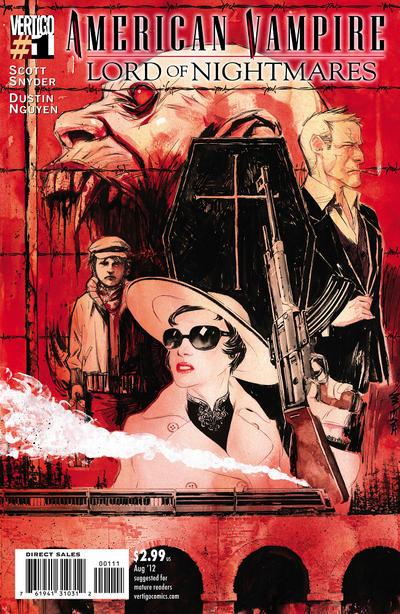 American Vampire: Lord of Nightmares Vol 1 1