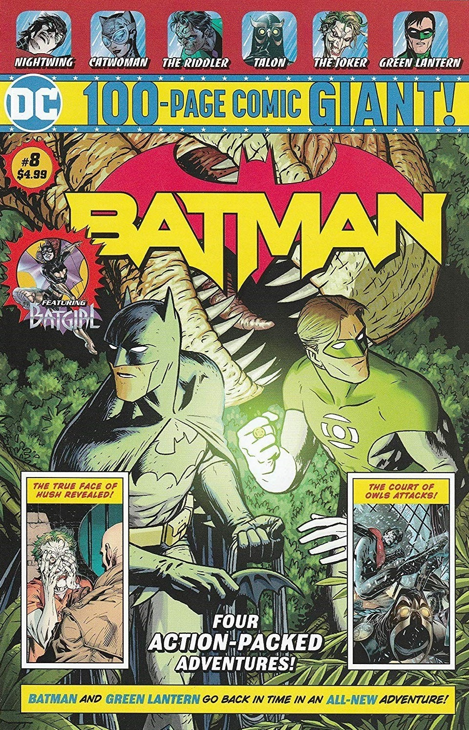 Batman Giant Vol 1 8