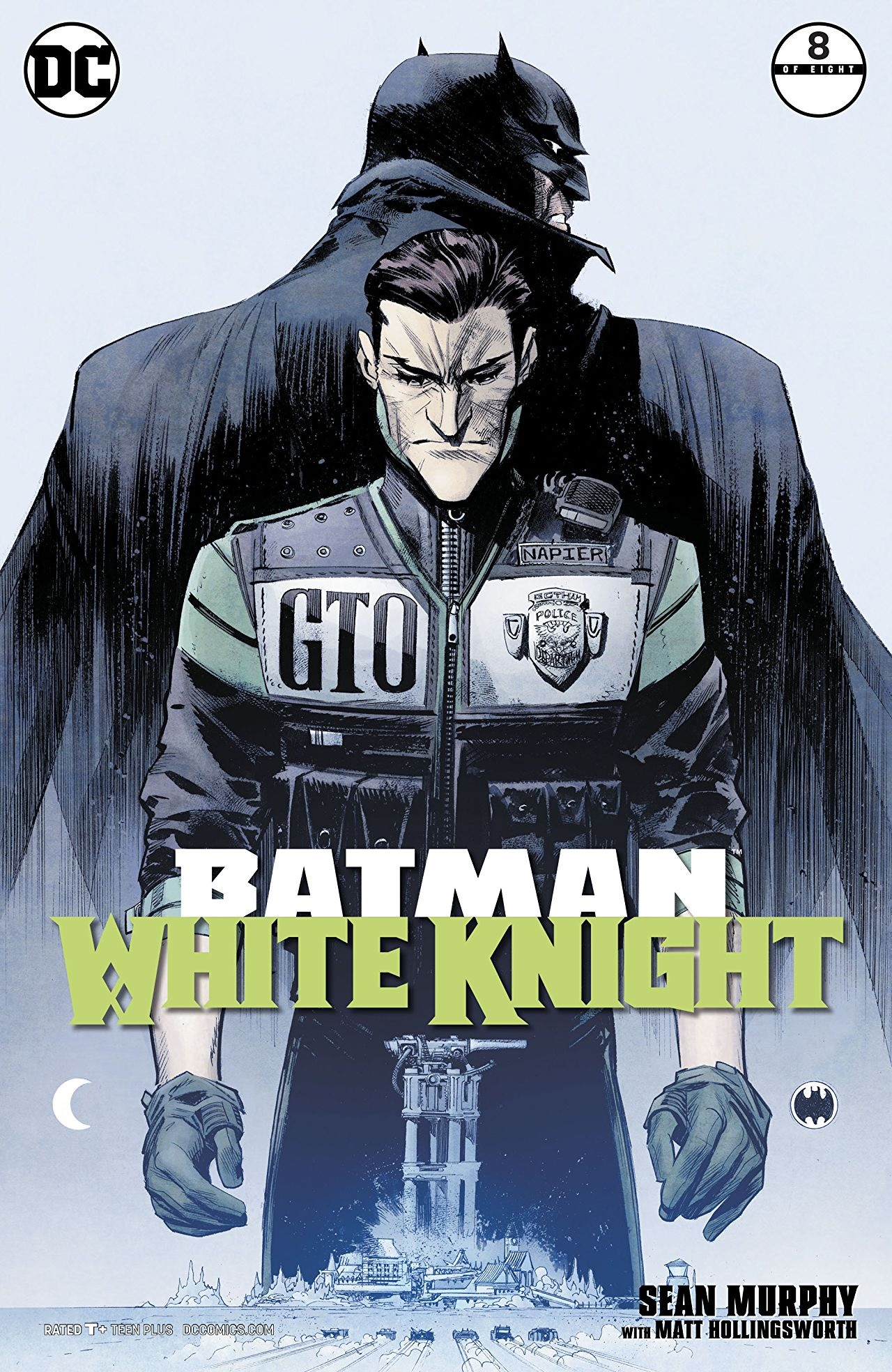 Batman: White Knight Vol 1 8
