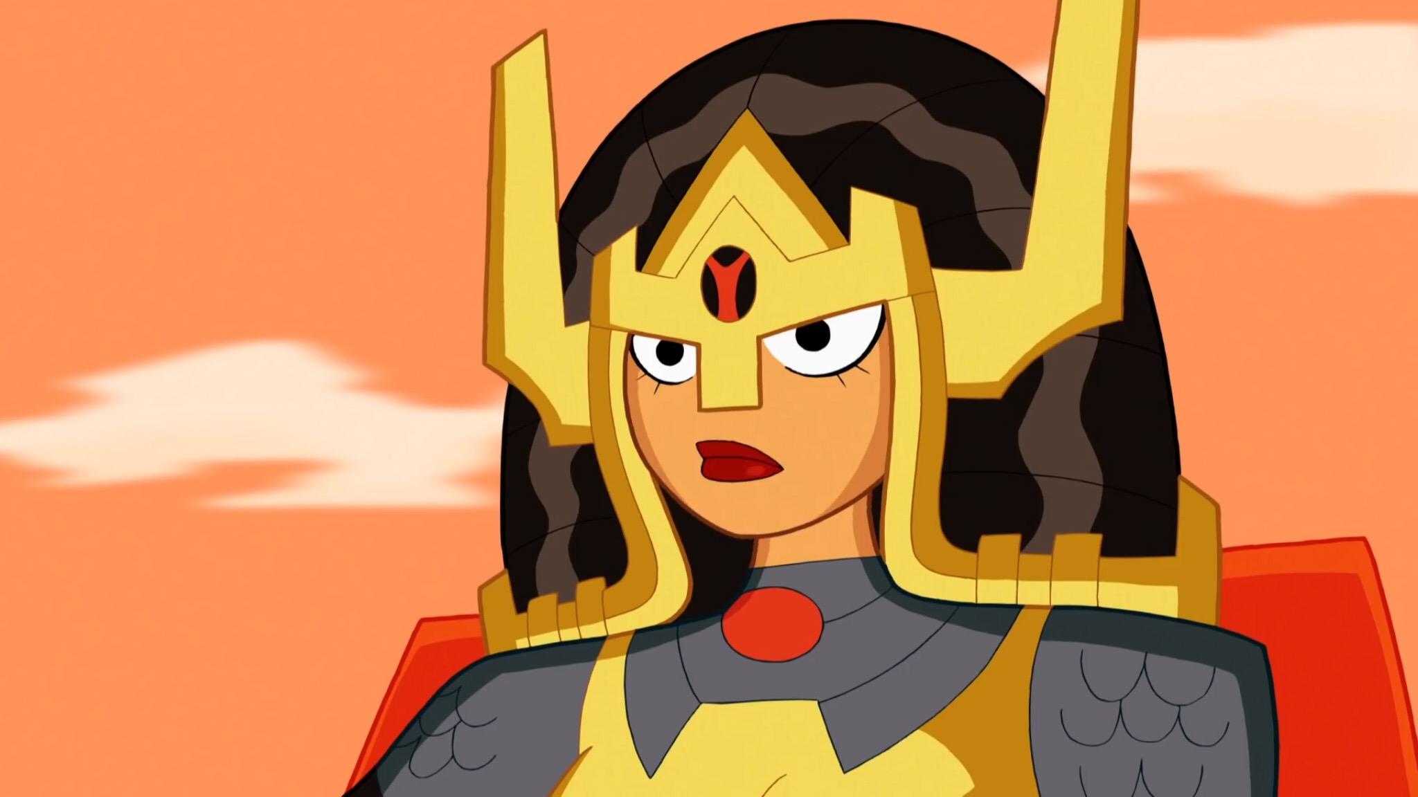 Big Barda (Justice League Action)