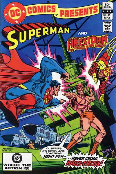 DC Comics Presents Vol 1 45