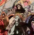 Death, the Horseman of the Apocalypse Earth-One 001