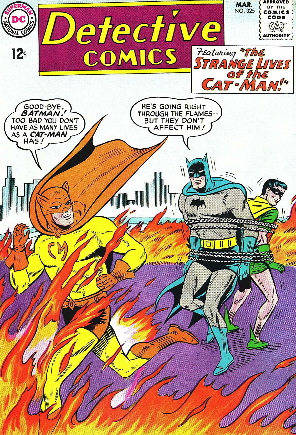 Detective Comics Vol 1 325