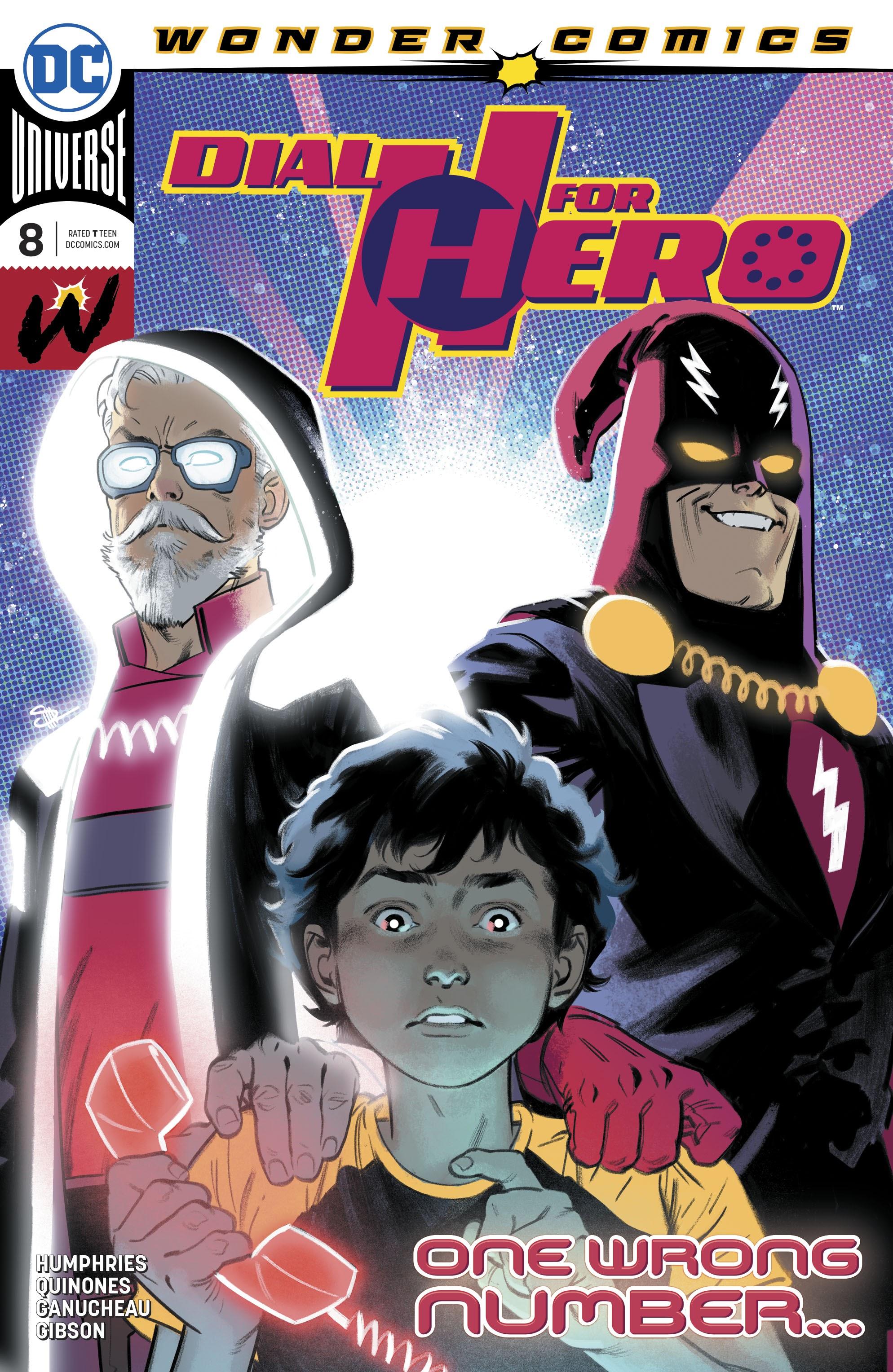 Dial H for Hero Vol 1 8