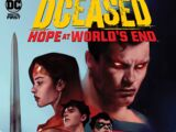 DCeased: Hope at World's End Vol 1 1 (Digital)