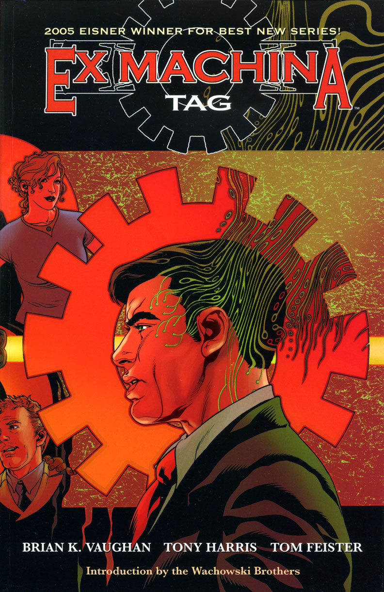 Ex Machina: Tag (Collected)