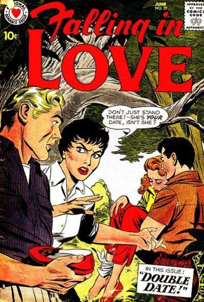 Falling in Love Vol 1 27