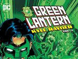 Green Lantern: Kyle Rayner Vol 1 (Collected)