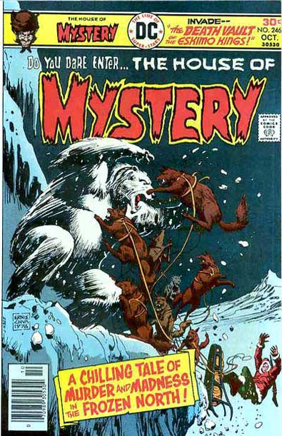 House of Mystery Vol 1 246