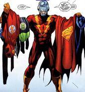 Johnny Quick Antimatter Universe 0001