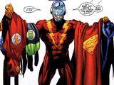 Johnny Quick (Antimatter Universe)