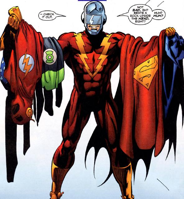 Johnny Quick (Antimatter Universe)
