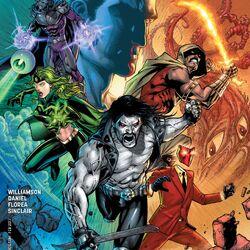 Justice League vs. Suicide Squad Vol 1 2