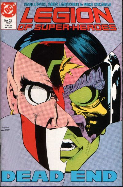 Legion of Super-Heroes Vol 3 22