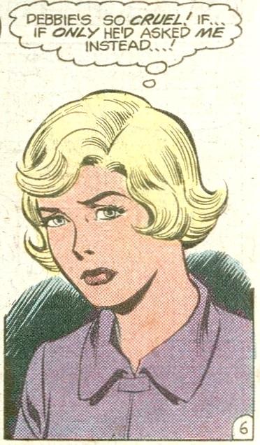 Lisa Davis (Earth-One)