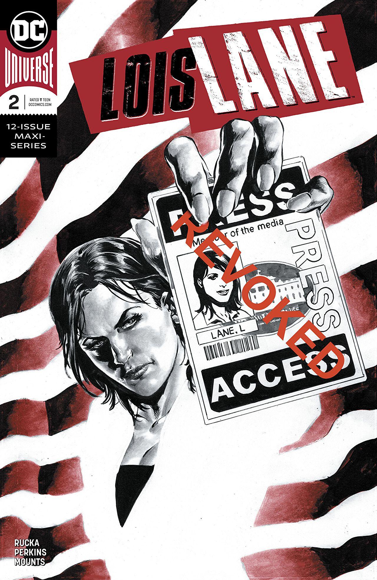 Lois Lane Vol 2 2