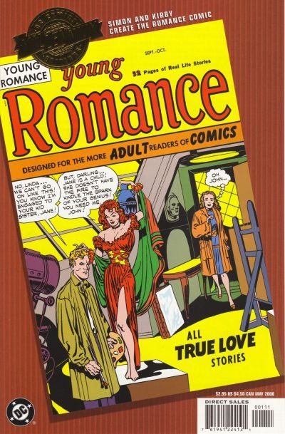 Millennium Edition: Young Romance Vol 1 1