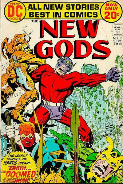 New Gods Vol 1 10