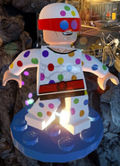 Polka Dot Man Lego Batman 001