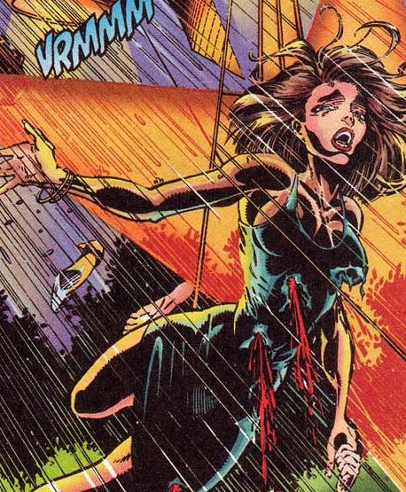 Rachel Callahan (Wildstorm Universe)