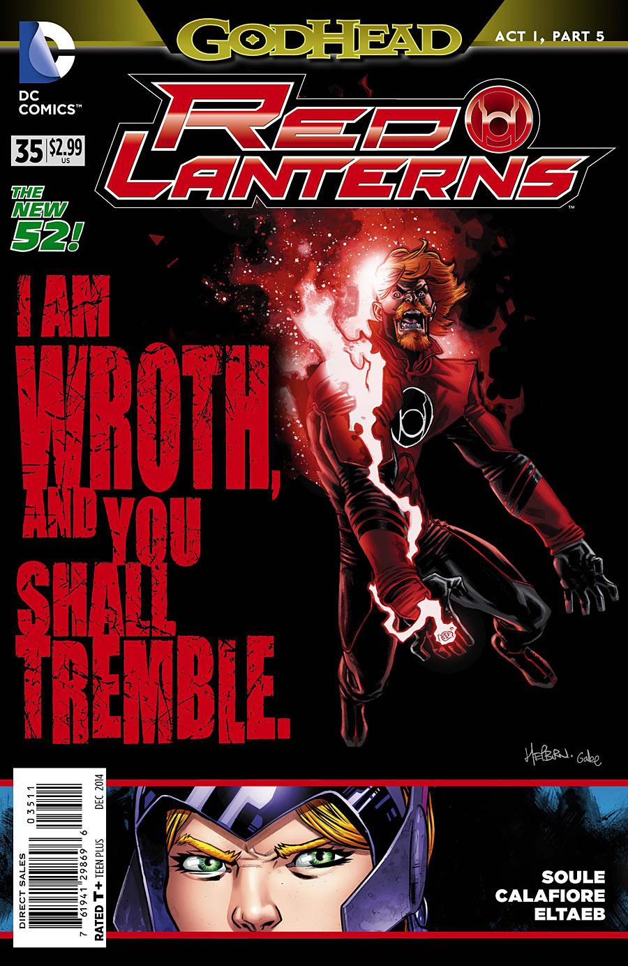 Red Lanterns Vol 1 35