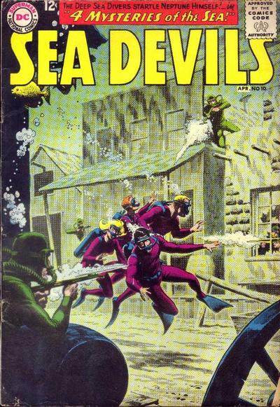 Sea Devils Vol 1 10