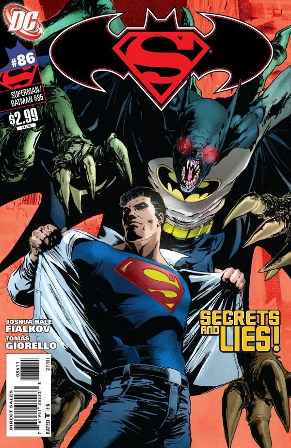 Superman/Batman Vol 1 86