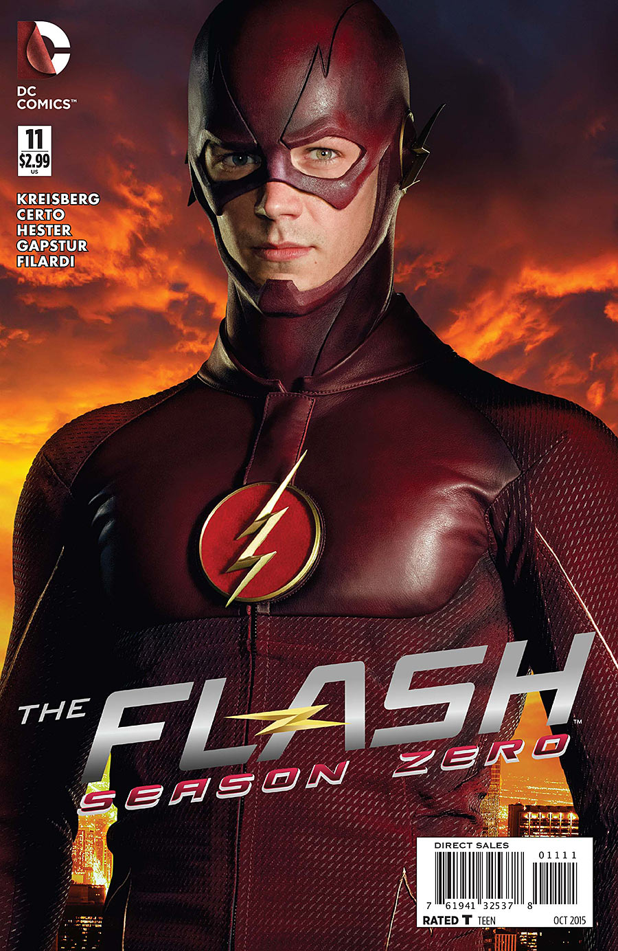 The Flash: Season Zero Vol 1 11