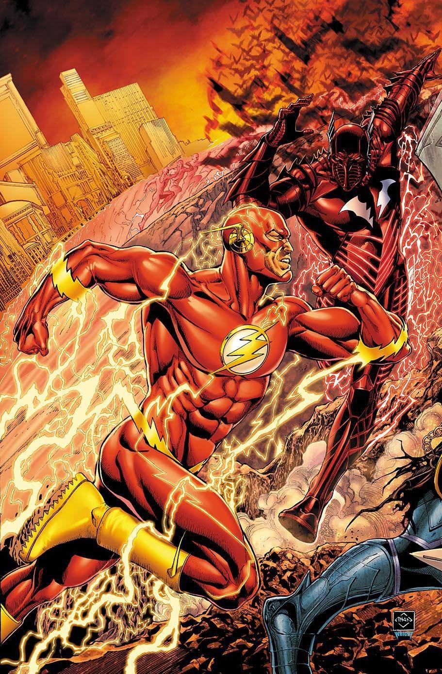 The Flash Vol 5 33 Textless.jpg
