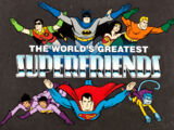 Super Friends (TV Series) Episode: The Lord of Middle Earth