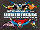 Super Friends (TV Series) Episode: Universe of Evil