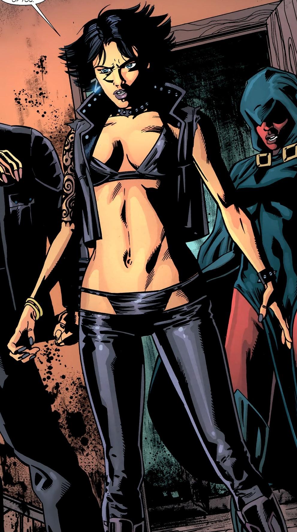 Zatanna Zatara (Flashpoint Timeline)