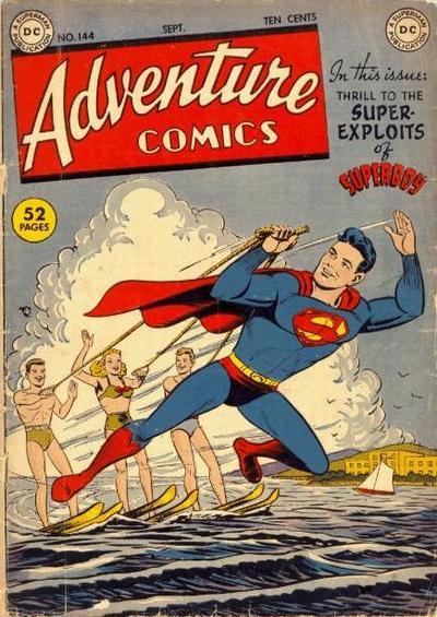 Adventure Comics Vol 1 144