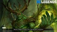 Alec Holland DC Legends 0001
