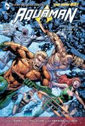 Aquaman Death of a King TPB