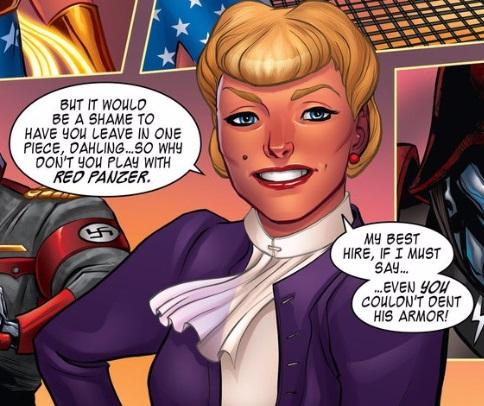 Paula von Gunther (The Legend of Wonder Woman)